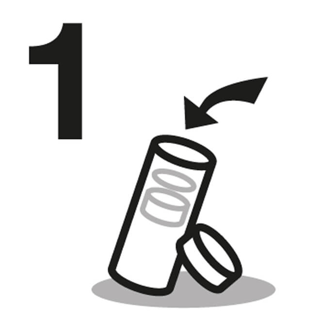 Instrucción de Taza aislantes 1